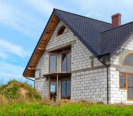 Строительство домов из керамзитоблоков в Кемерово, цены